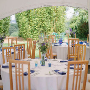 Wedding furniture hire Devon